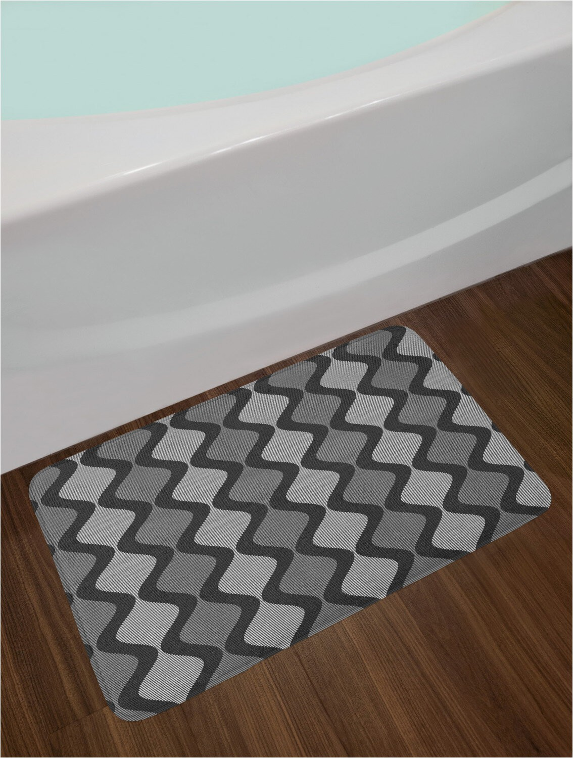 22 inch x 60 inch Extra Long Bathroom Rug Soft and
