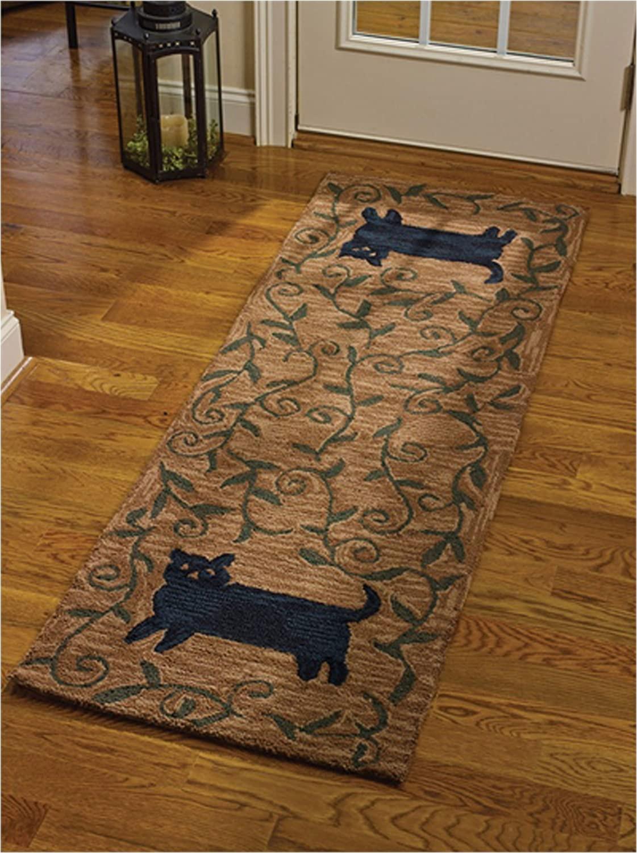 kitchen runner rug 72 inch