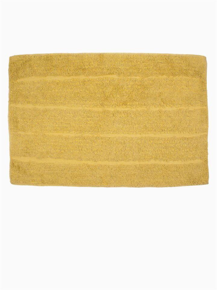 Apt 9 Bath Rugs Tezerac Yellow Rectangular Bath Rug