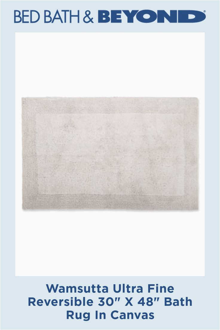 Bed Bath and Beyond Wamsutta Bath Rug Wamsutta Ultra Fine Reversible Contour Bath Rug