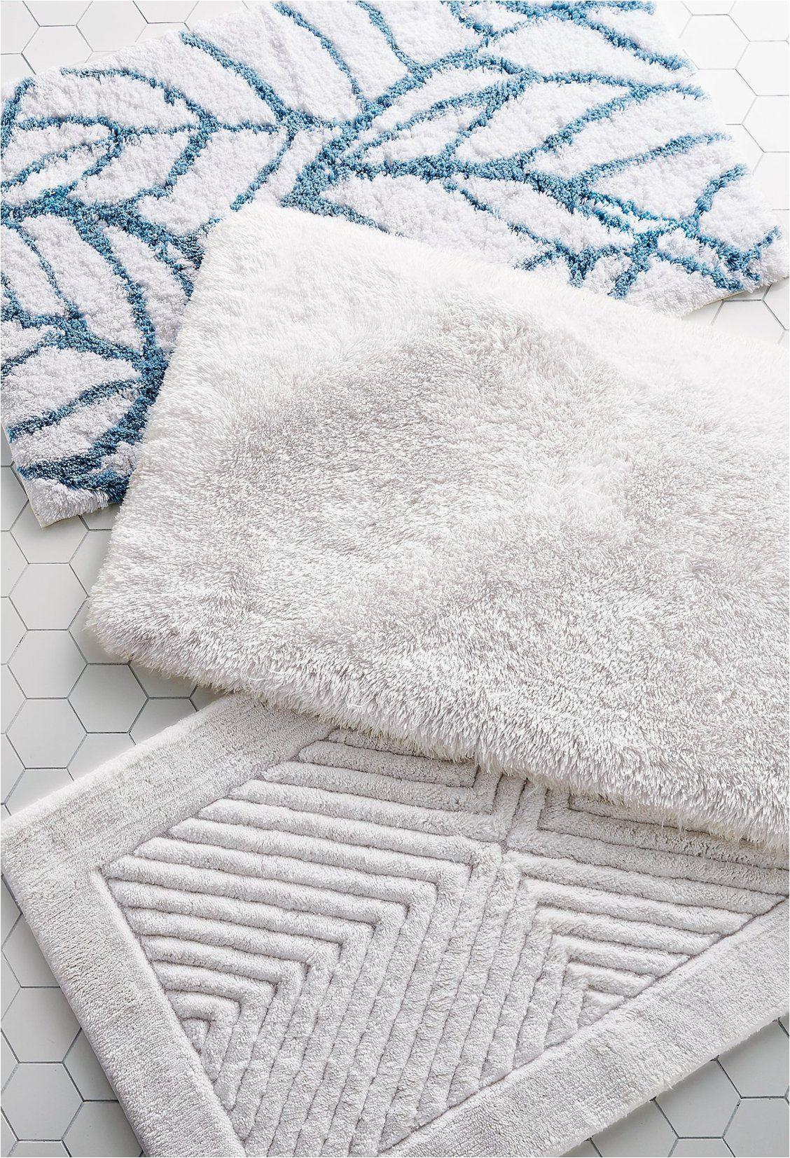 Belize Memory Foam Bath Rug Belize Memory Foam Bath Rug Frontgate In 2020