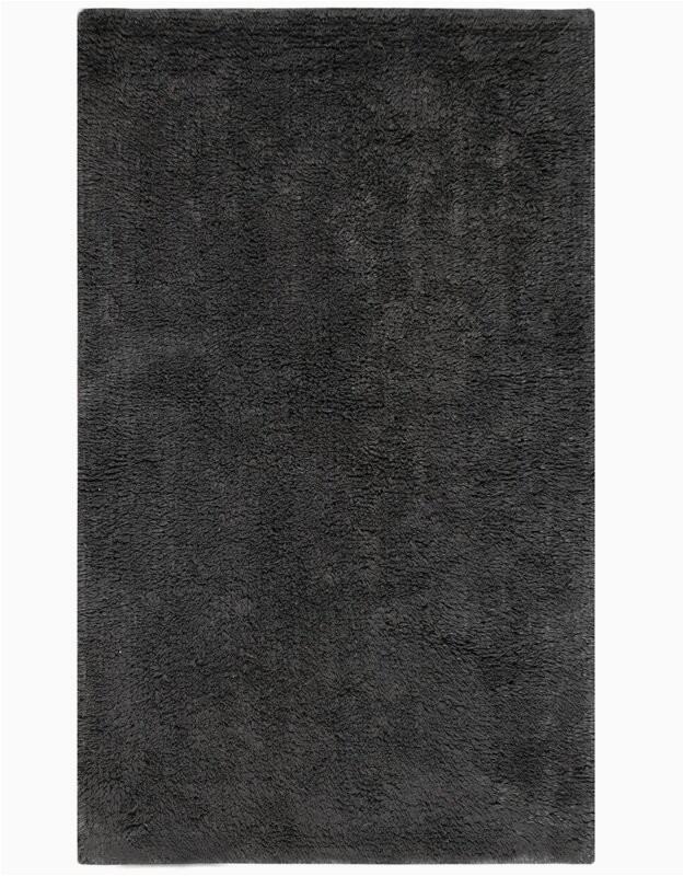 wrought studio hailee plush pile rectangle 100 cotton bath rug w