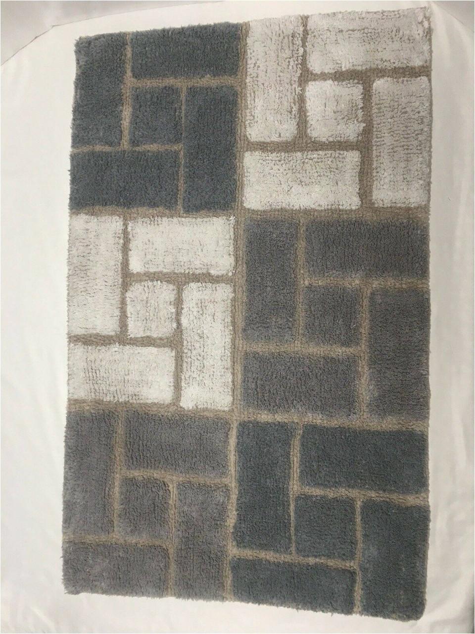 Charcoal Grey Bath Rugs Dark Grey Bathroom Rug Set Image Of Bathroom and Closet