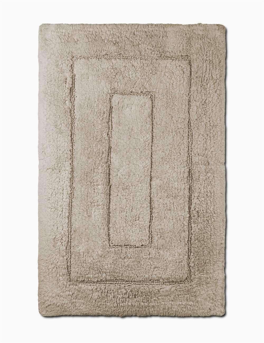 bliss 100 egyptian cotton luxury bath rug