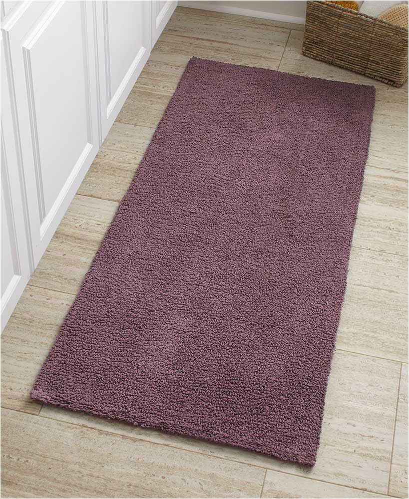 Cotton Bath Rugs Made In Usa Reversible Cotton Bath Rugs or Runners