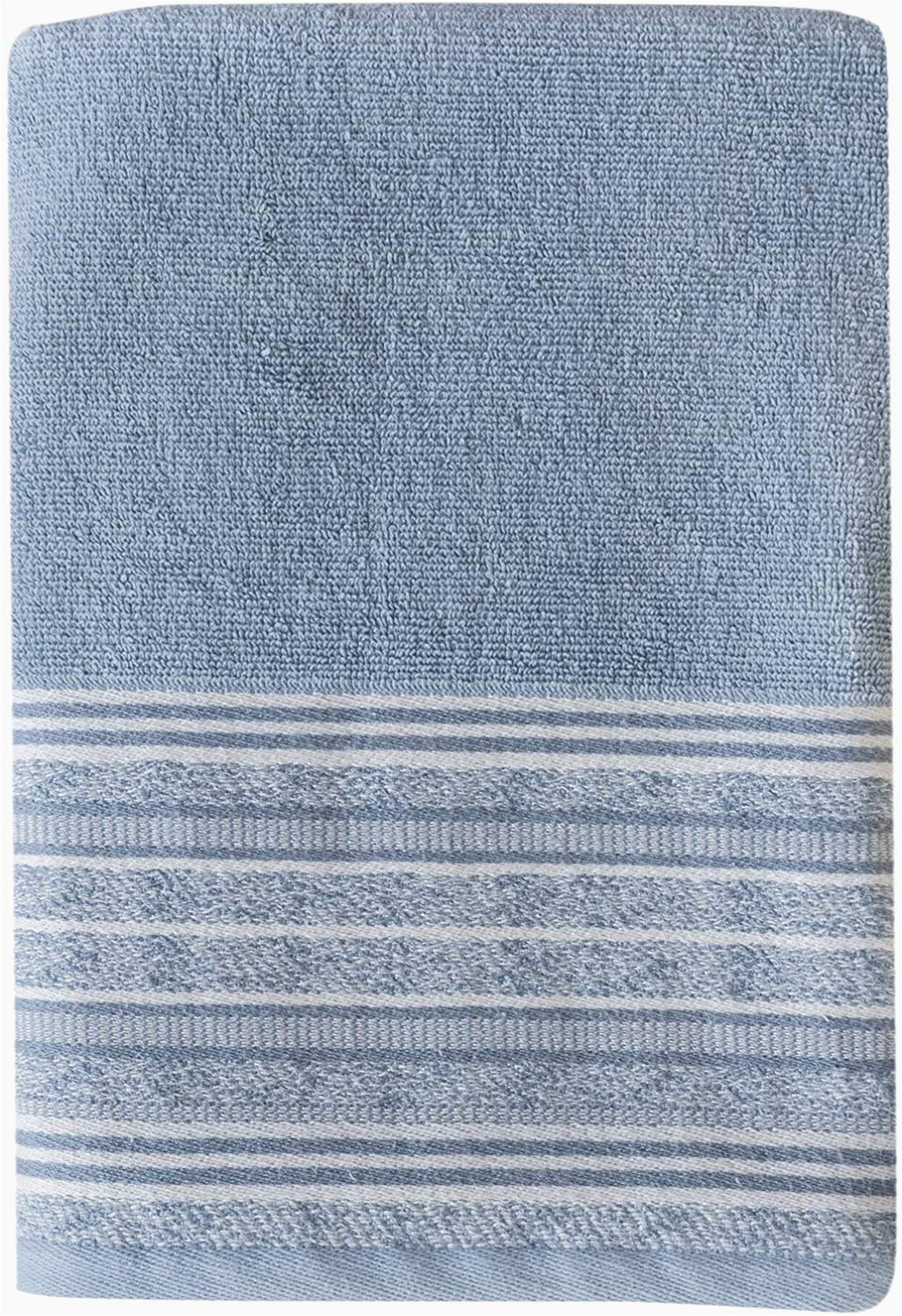Croscill Nomad Bath Rug Croscill Nomad Bath towel Blue