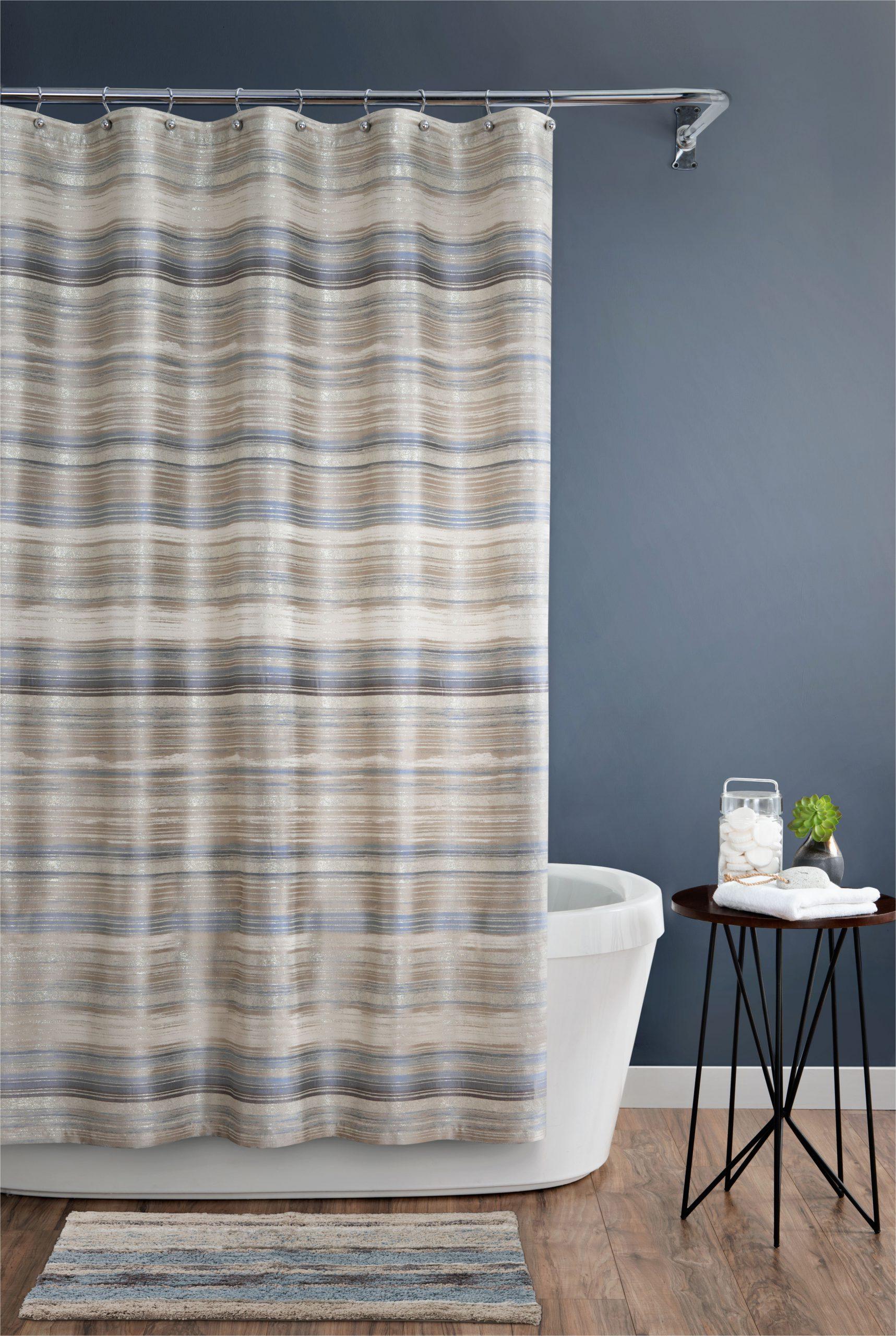 Dkny Highline Stripe Bath Rug Darian Shower Curtain