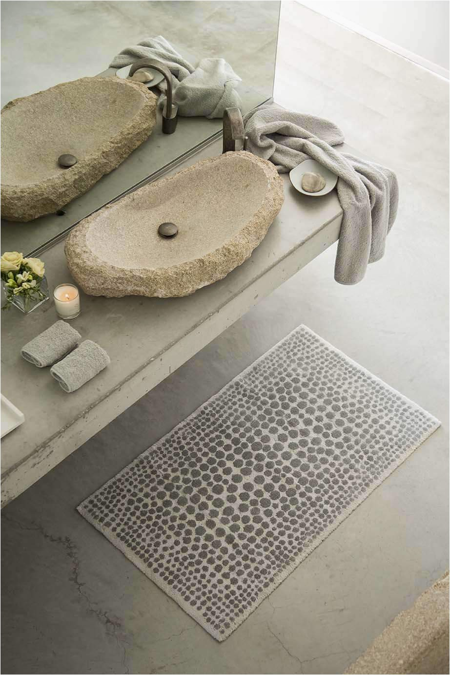 mats rugs dolce rug by abyss habidecor abyss habidecor 20x31 900 silver