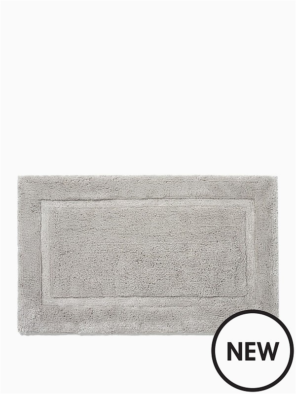 Eco Friendly Bath Rugs Bamboo Border Bath Mat