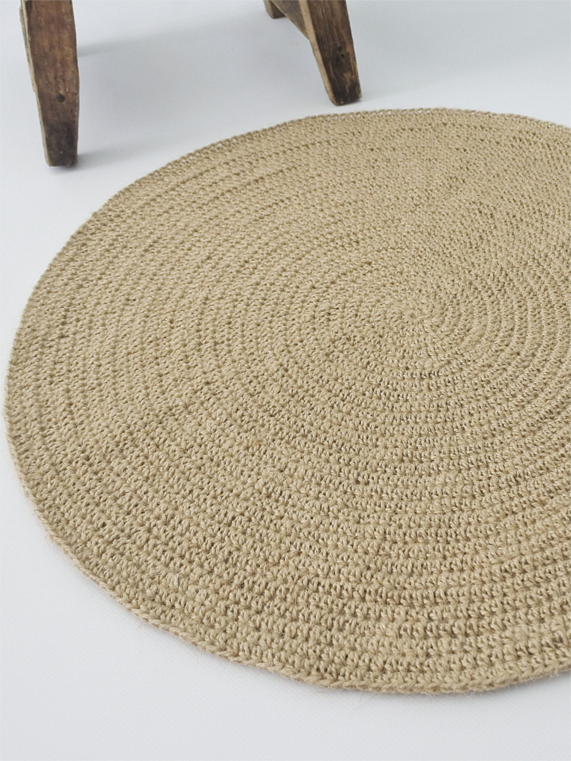 Eco Friendly Bath Rugs Beautiful Eco Friendly Round Jute Rug for Scandinavian