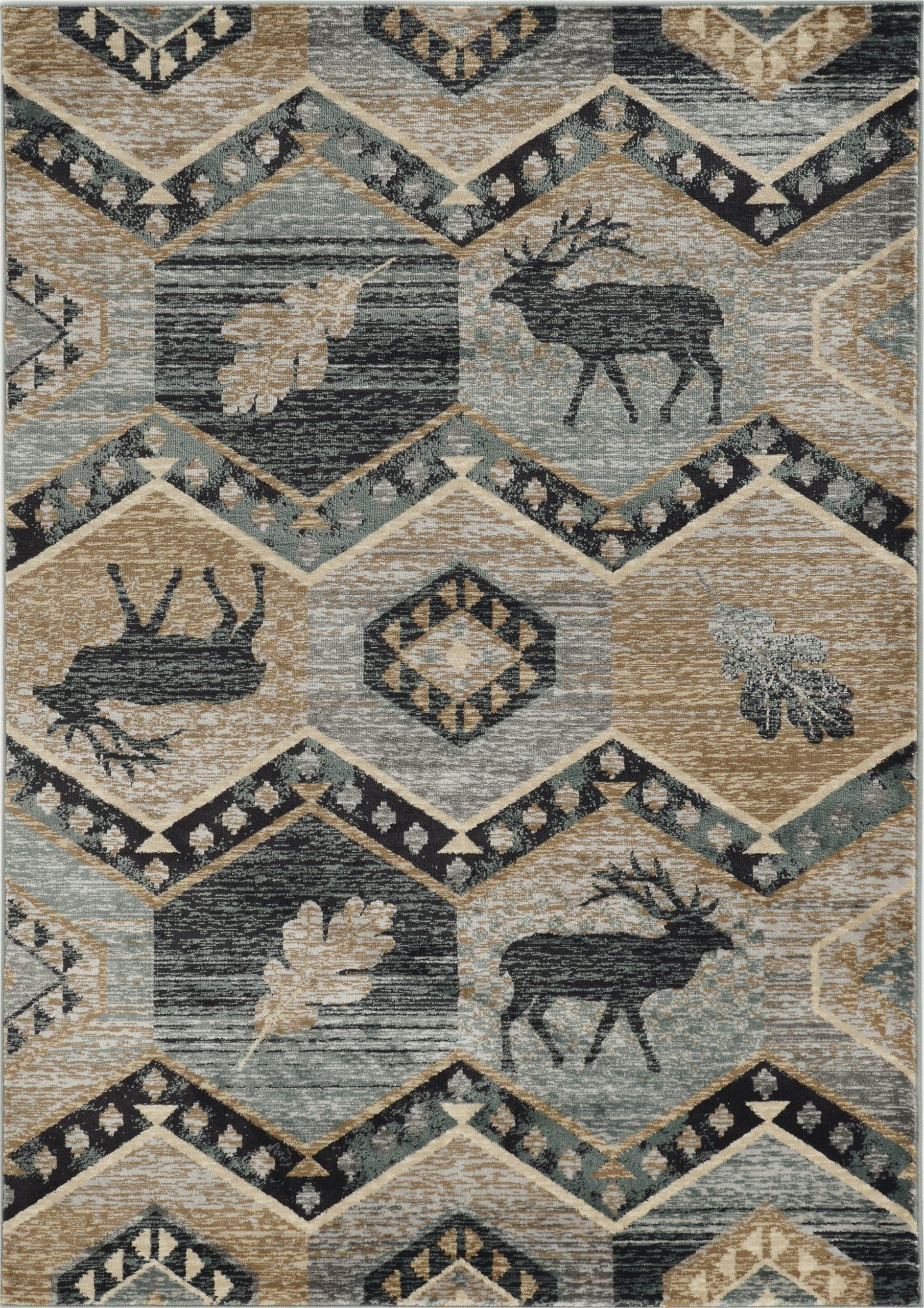 theresa blue area rug