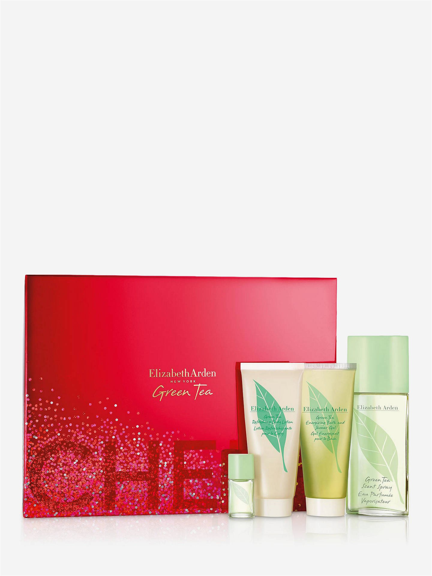 Elizabeth Arden Bath Rug Elizabeth Arden Green Tea Fragrance and Body Gift Set at