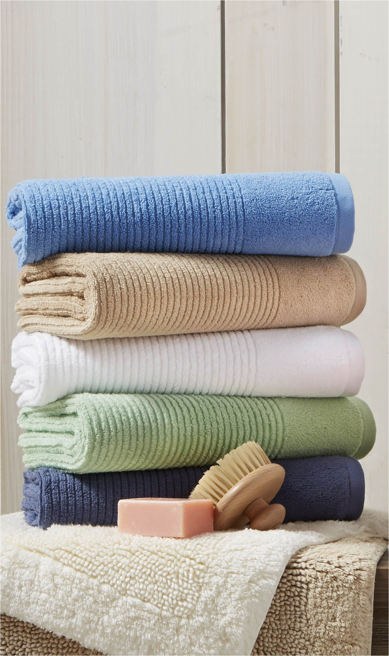Jcpenney Bath towels and Rugs Martha Stewart Collection 27