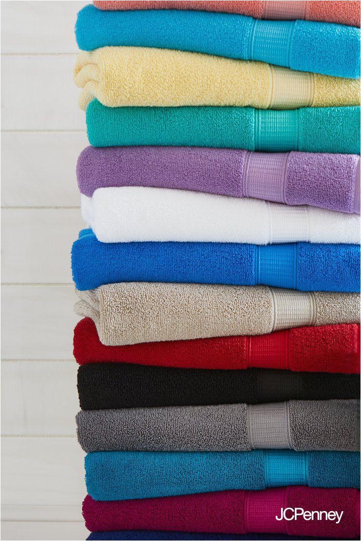Jcpenney Bath towels and Rugs Pin On Back to School