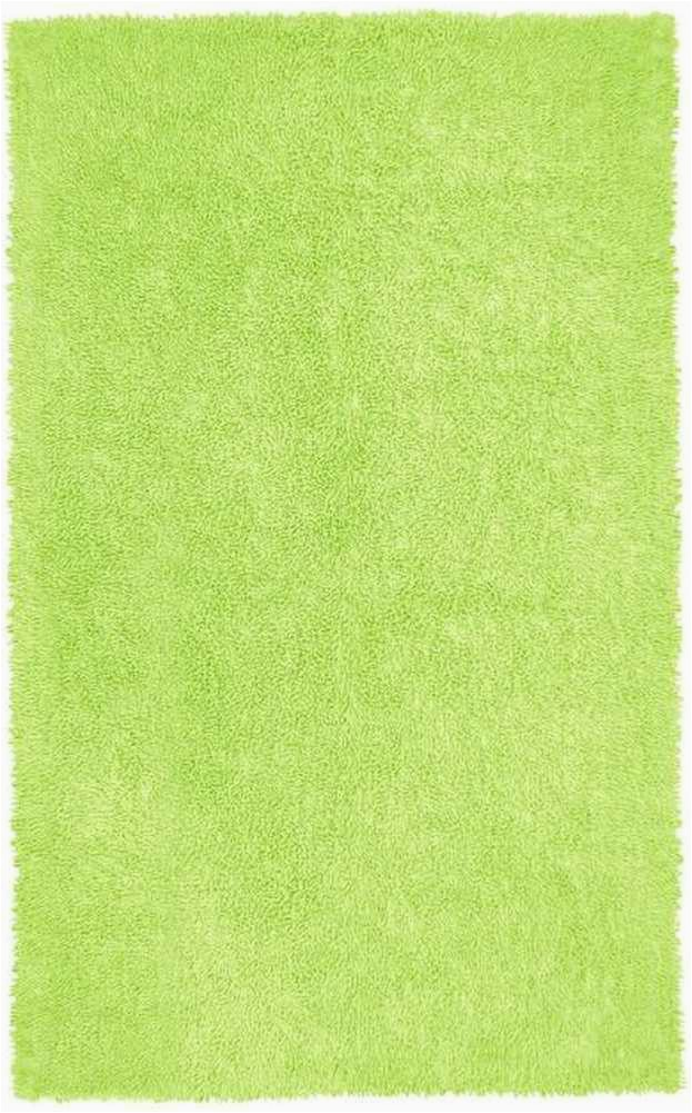 Jcpenney Contour Bath Rugs Shagadelic Chenille Collection Lime Green Twist Rug In 4 Sizes Hand Made Chs01