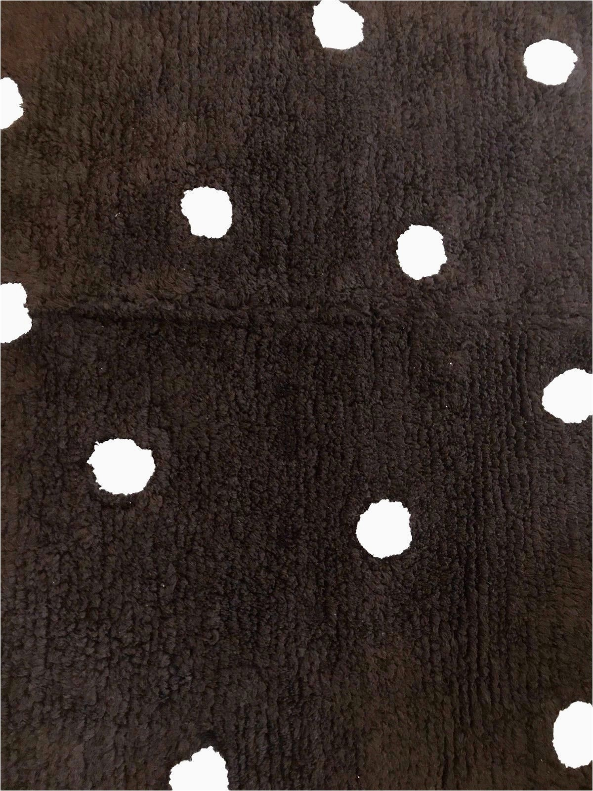 Kate Spade Deco Dot Bath Rug Kate Spade New York Deco Dot Bath Rug Mat Black & White 100
