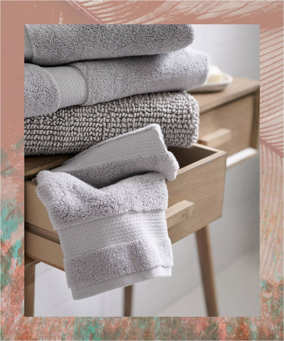 Kohl S Bath towels and Rugs Kohl S Launches Happitat A Bed & Bath Line