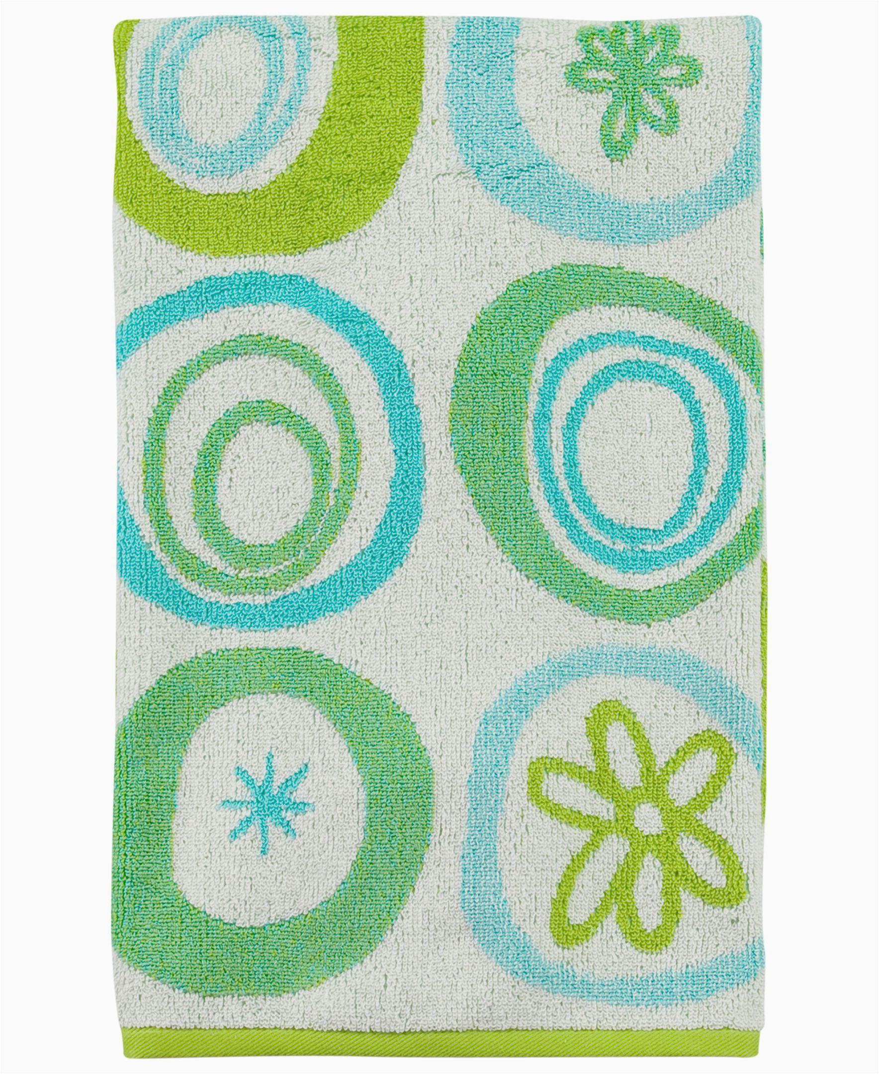 Kohl S Bath towels and Rugs towels All that Jazz 27 X 52 Bath towel