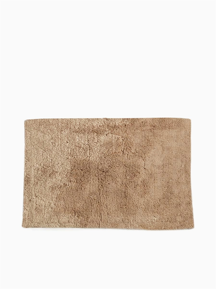 esquire rug bath rug bambsand60x90 50x70 cm light brown cds
