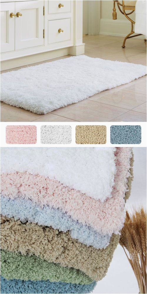 Luxury Bath Mats and Rugs Bathmats Rugs and toilet Covers Lifewit Bedroom Mat