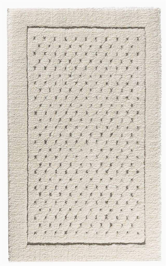 graccioza bathroom mats 20 x31 natural linen waffle bath mat rug 800x