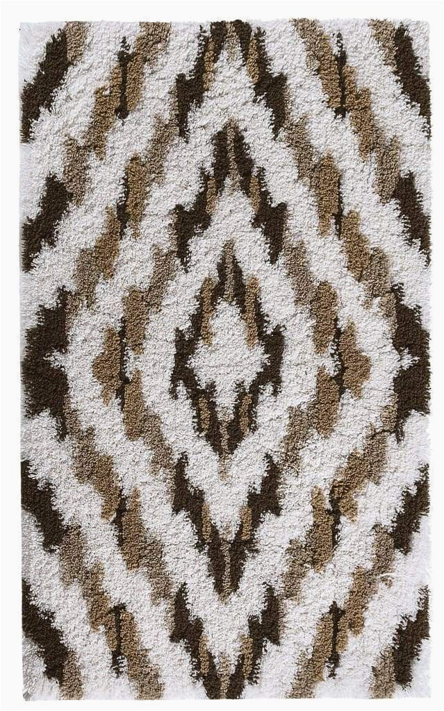 graccioza bathroom mats 20 x31 ikat bath mat rug 800x