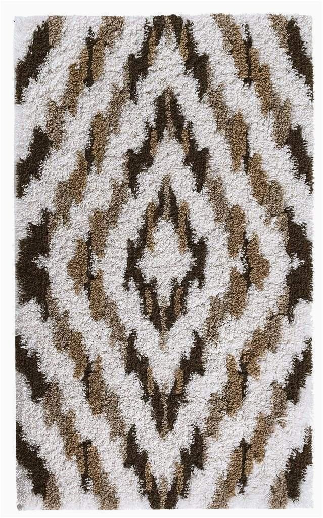 graccioza bathroom mats 20 x31 ikat bath mat rug 800x