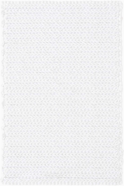 Madison Park Signature Marshmallow Bath Rug Madison Park Lasso Cotton Chenille Chain Woven Stitch Bathroom Rug Non Slip Absorbent Quick Dry Bath Mat 20×30 White