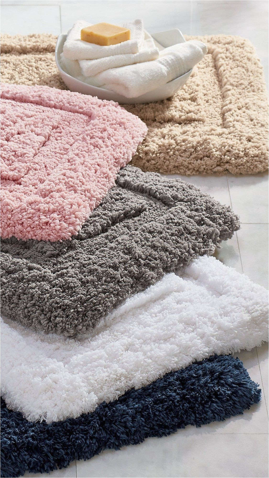 Memory Foam Bath Rug Cozy Memory Foam Bath Rug Grandin Road