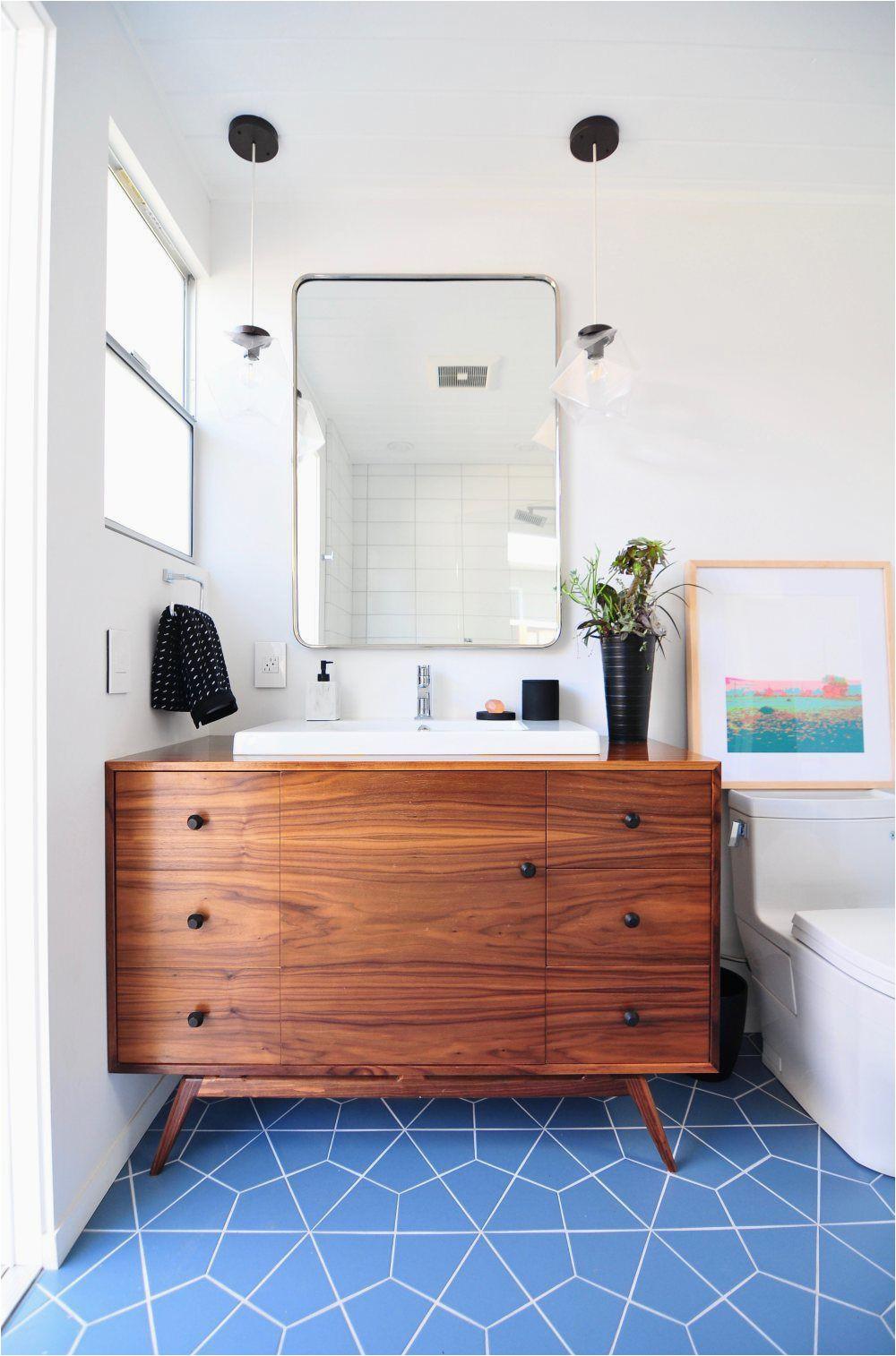 Mid Century Modern Bath Rug 30 Awesome Mid Century Modern Bathroom Ideas You Should See