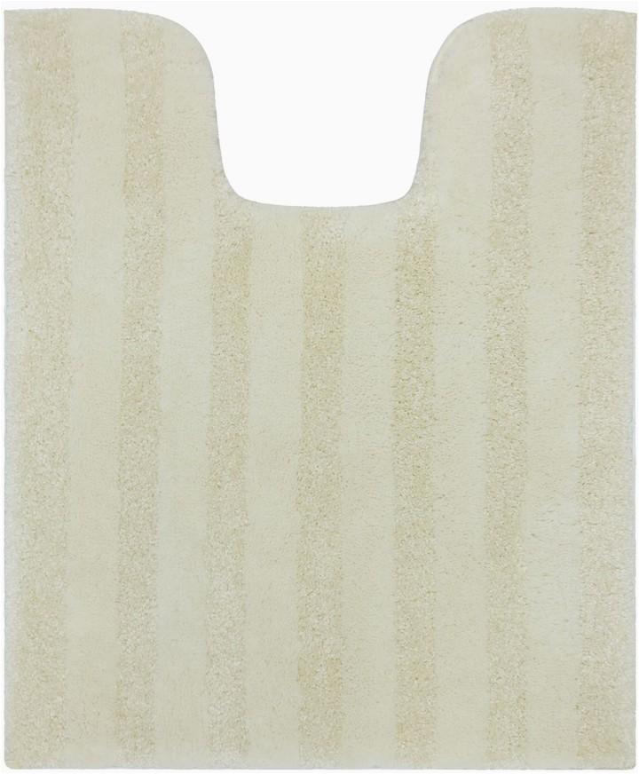 mohawk home basic stripe bath rug 20 x 24