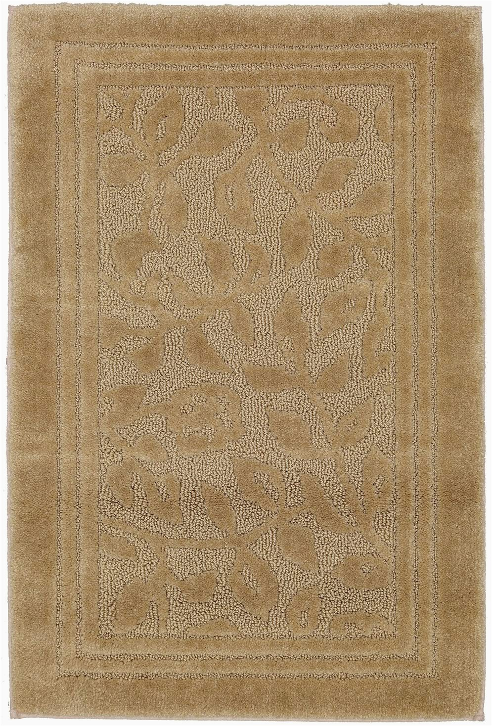 Mohawk Home Wellington Bath Rug Mohawk Home Wellington Deep Sand Bath Rug 2 X5 2 0 X 5 0