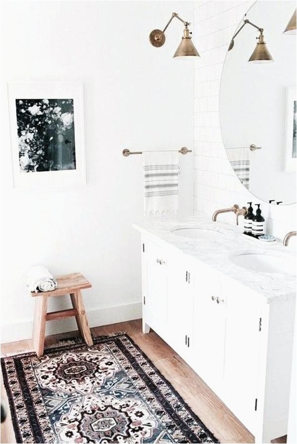 Persian Rug Style Bath Mat Encouraging Persian Bathroom Rug S Beautiful Persian