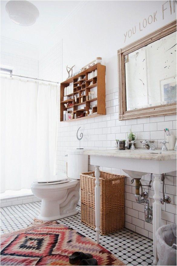 Persian Rug Style Bath Mat Trend Alert Persian Rugs In the Bathroom