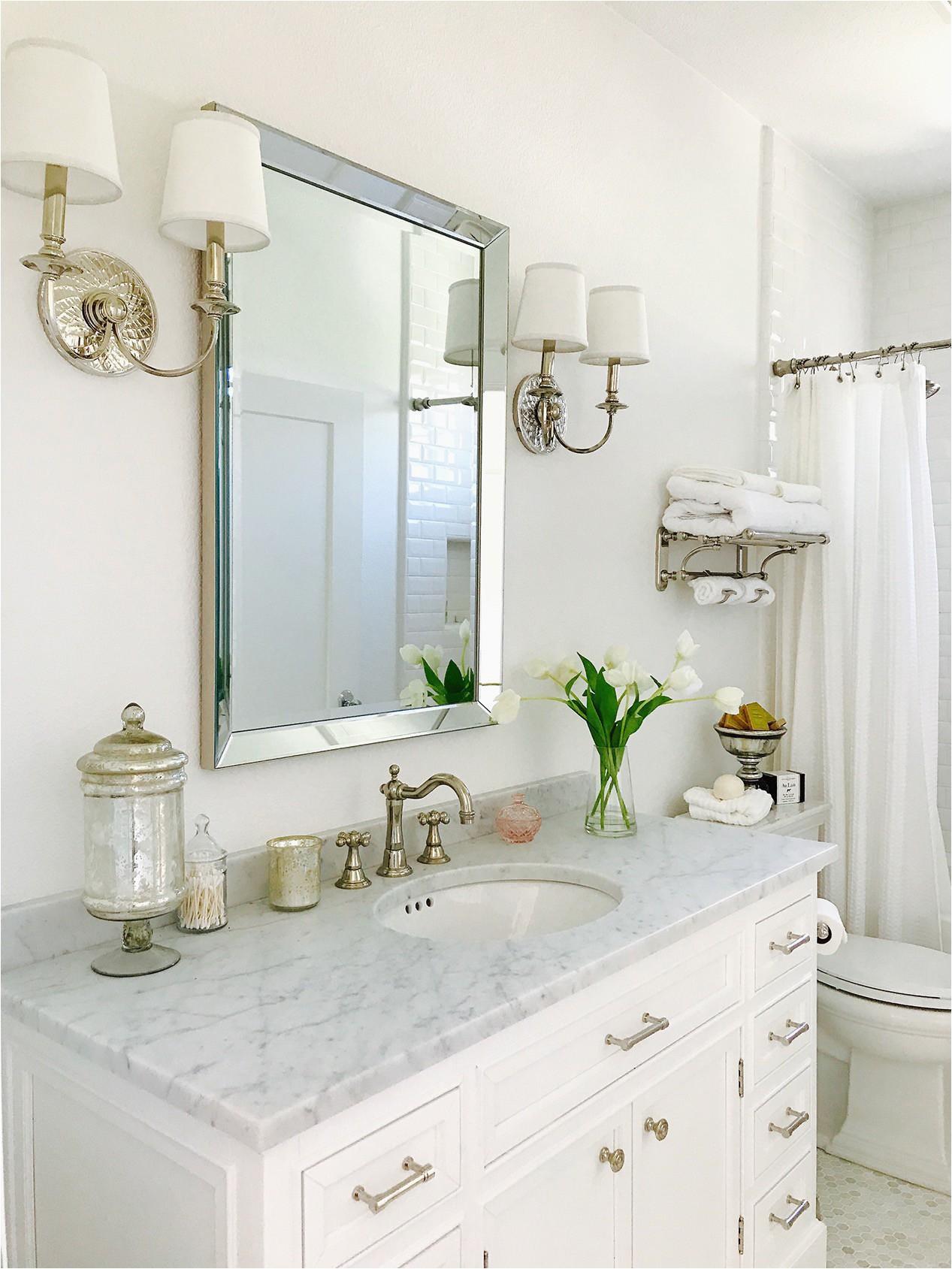 Guest Bathroom Renovation Reveal 3 3