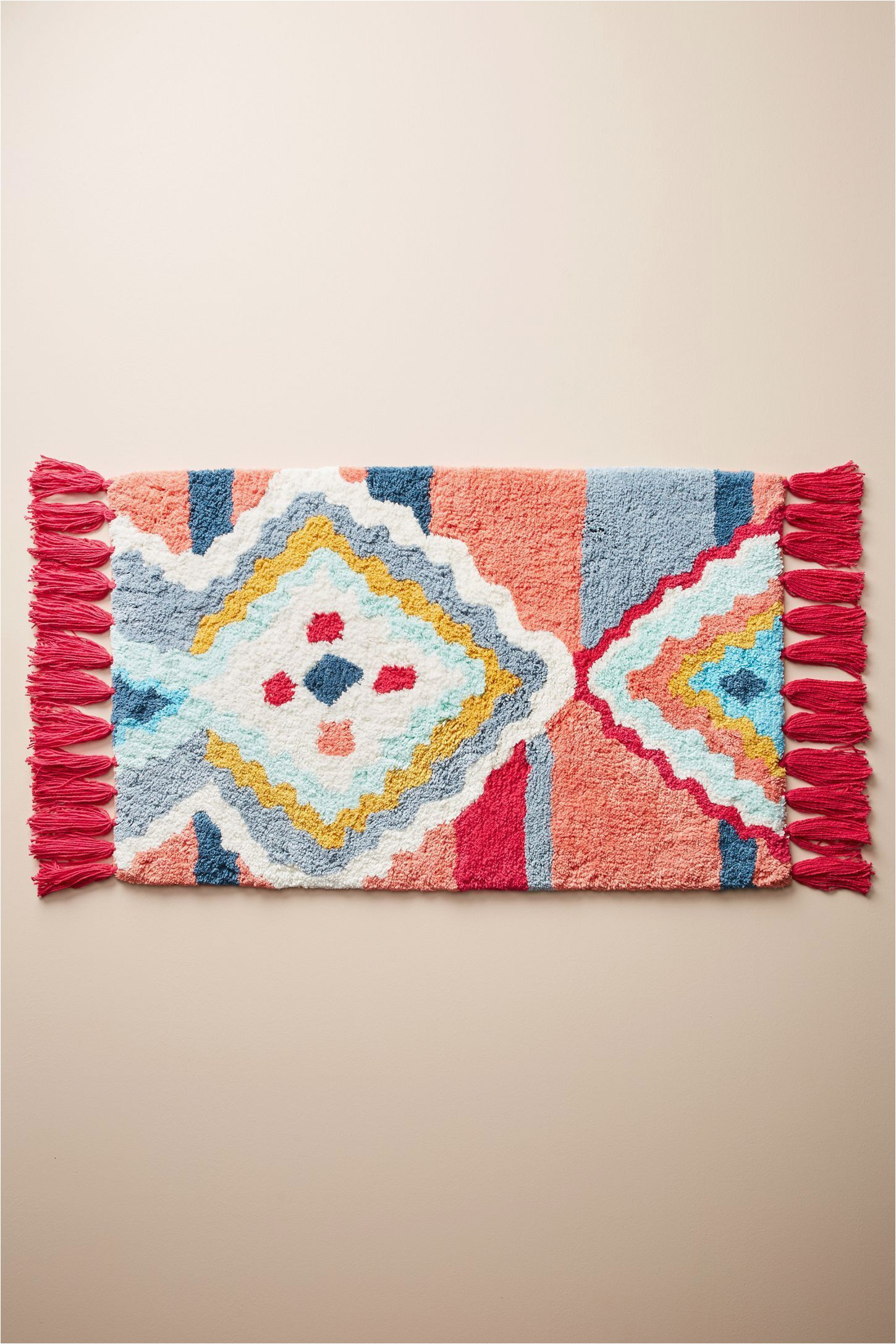Riviera Home Retro Bath Rug Riviera Bath Mat In 2020