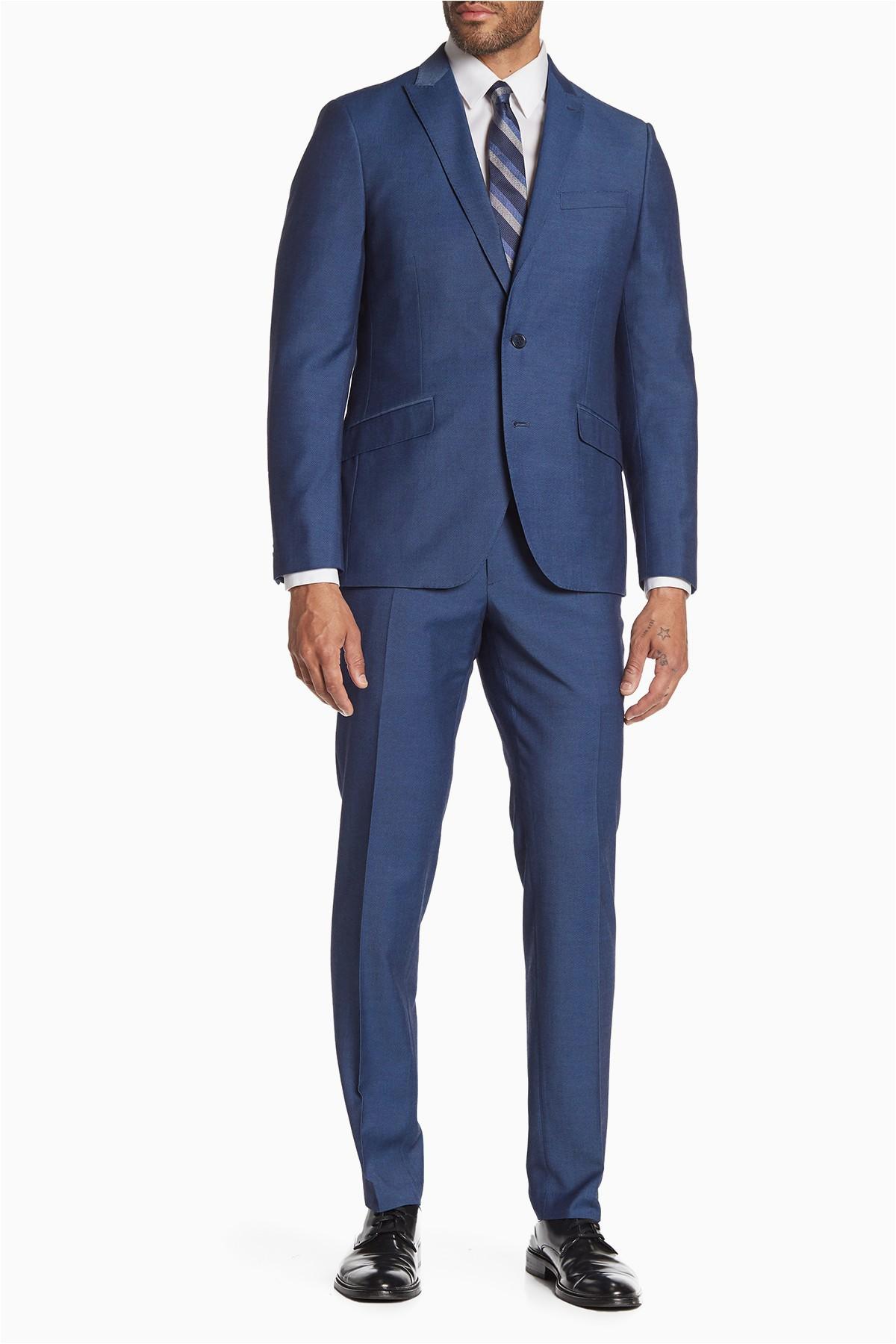 Savile Row Bath Rugs Savile Row Co Brixton Extra Trim Fit Suit