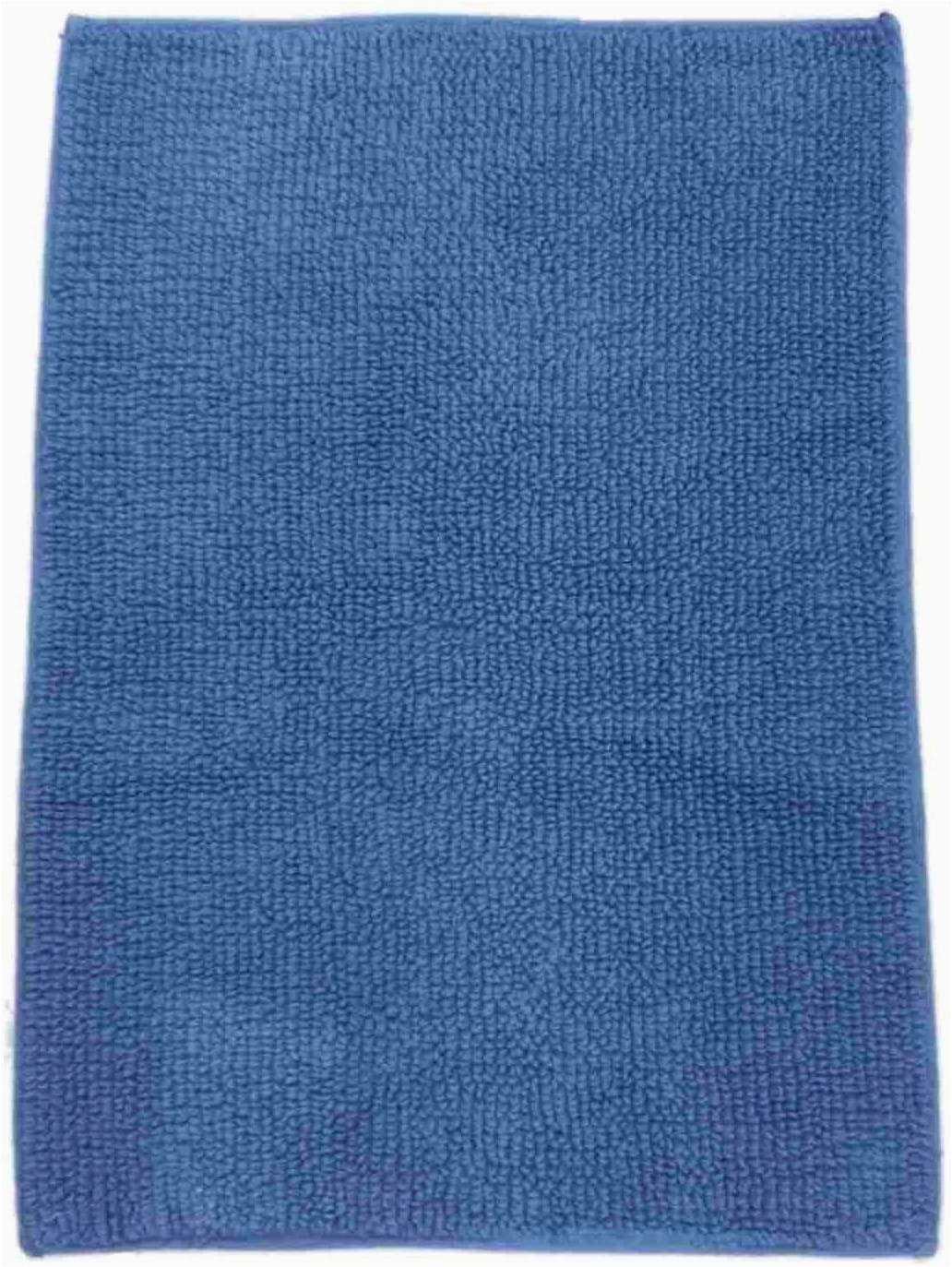 Sonoma Bath Rugs at Kohls Amazon sonoma Reversible Blue Plush Pile Throw Rug