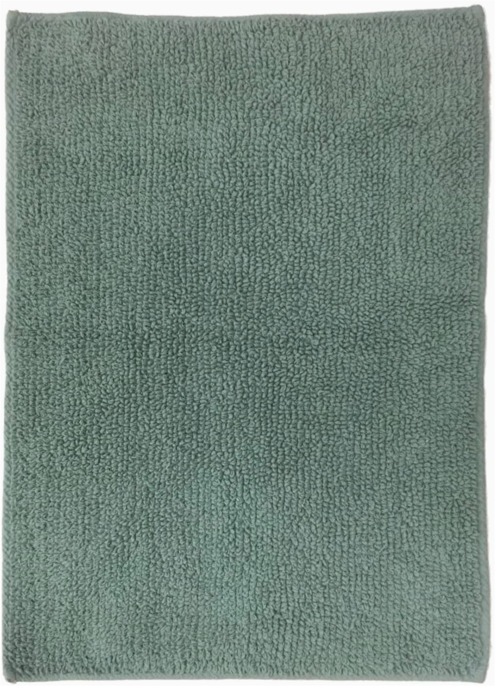 Sonoma Cotton Bath Rugs Amazon sonoma Reversible Dark Aqua Blue Plush Pile