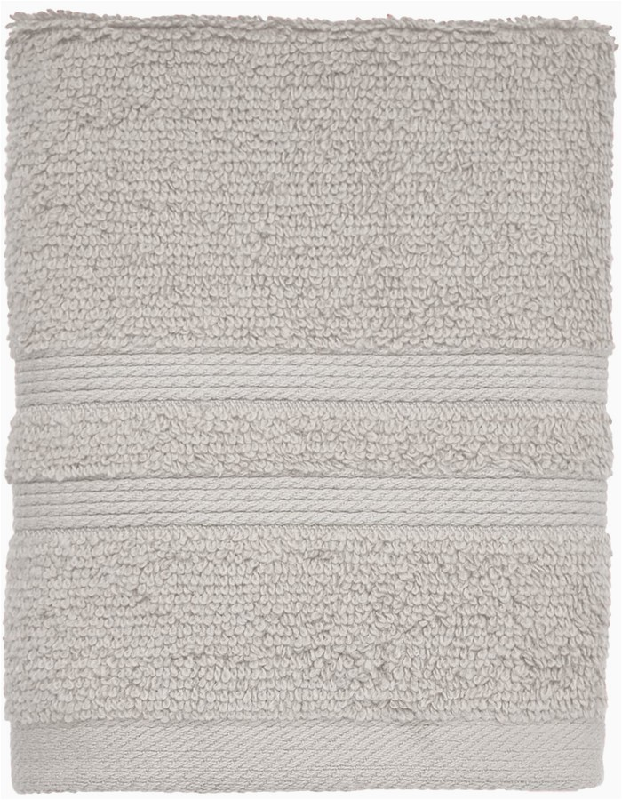 Sonoma Goods for Life Ultimate Bath Rug sonoma Goods for Life sonoma Goods for Life Ultimate Washcloth with Hygro Technology
