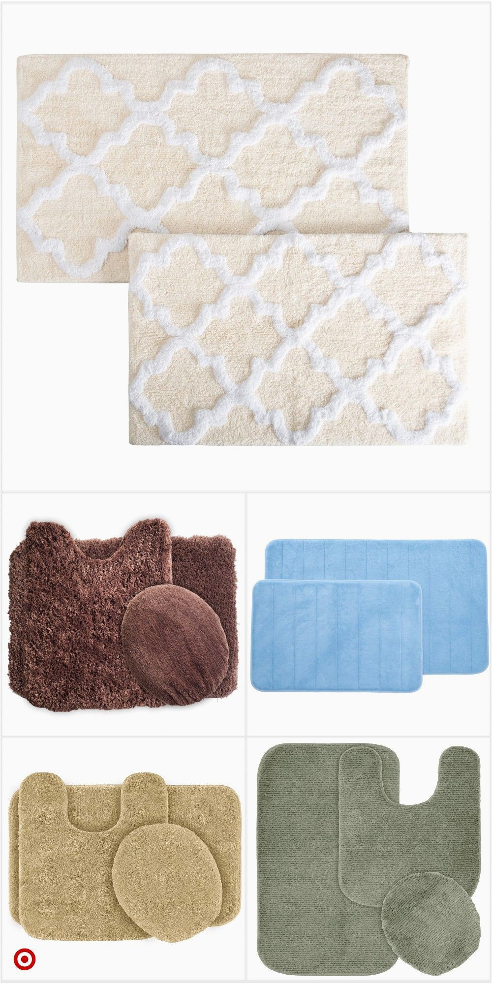 Target Bath Mats and Rugs Shop Tar for Bath Mat Set You Will Love at Great Low