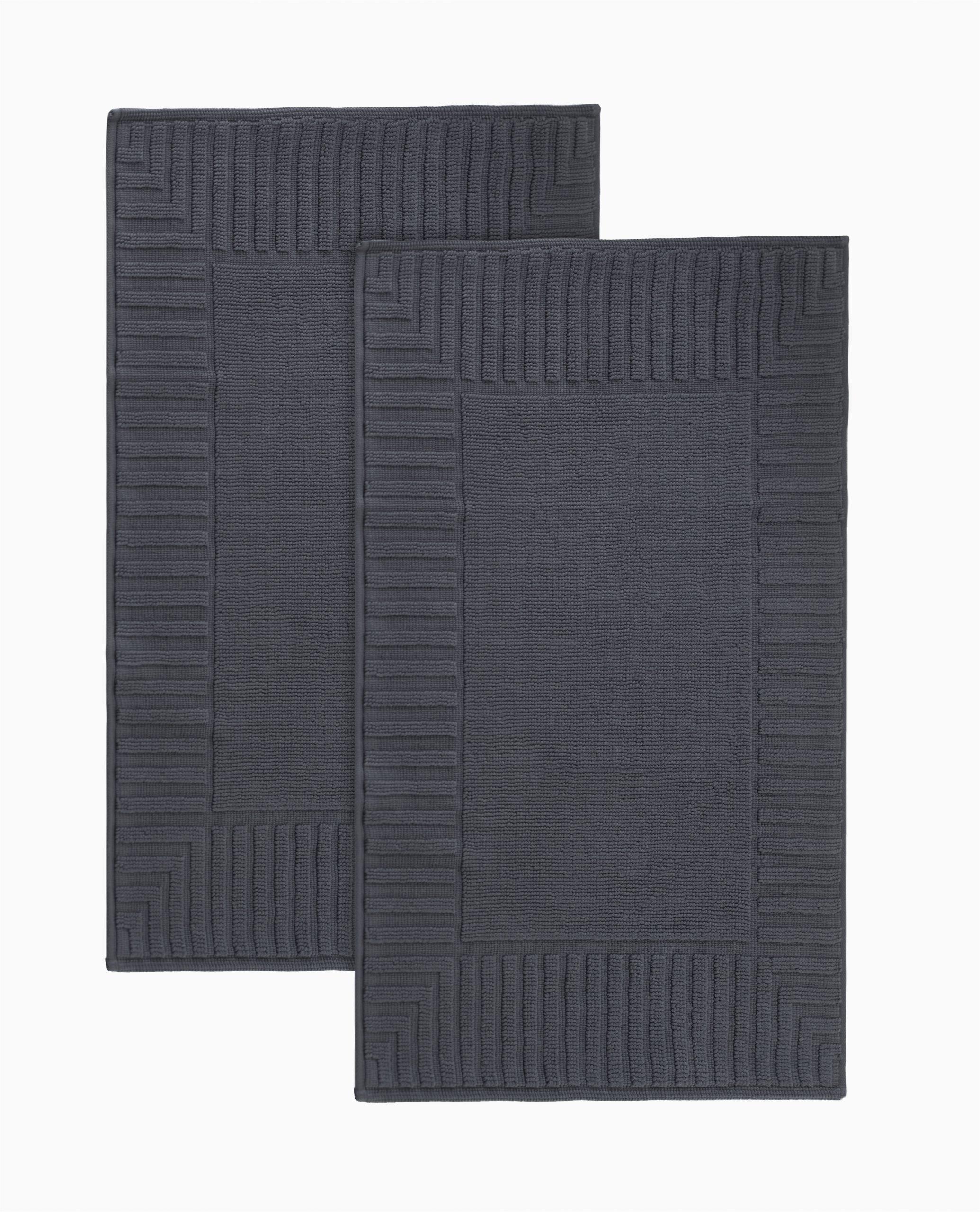 camacho turkish cotton bath rug