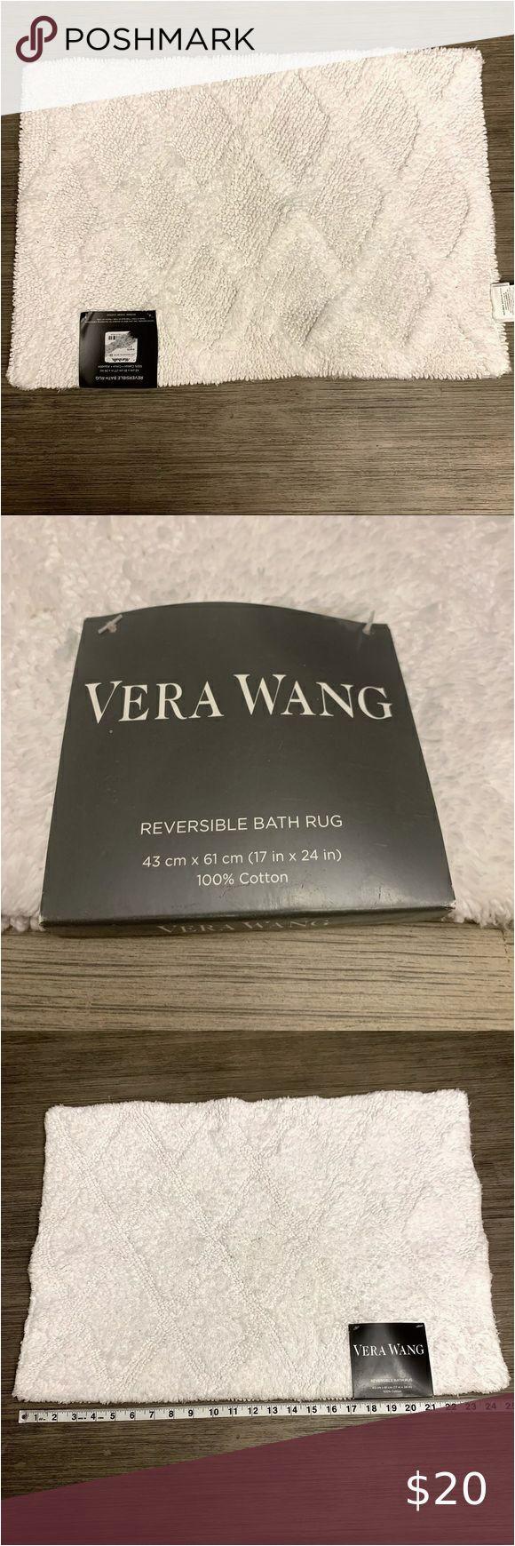 Vera Wang Bath Rug Diamond Pin On My Posh Picks