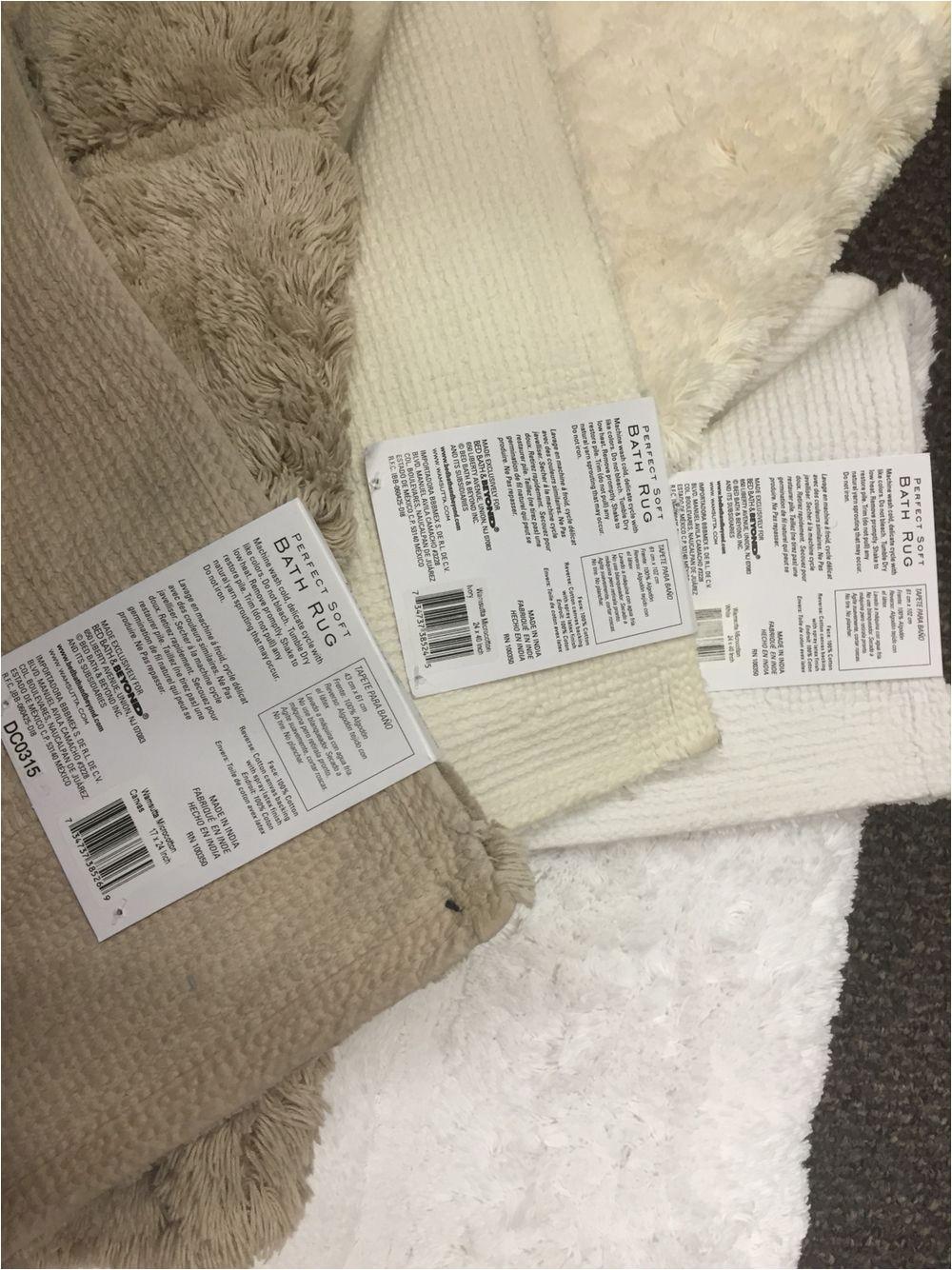 Wamsutta Perfect soft Bath Rug Wamsutta Perfect soft Micro Cotton 30 Inch X 48 Inch Bath