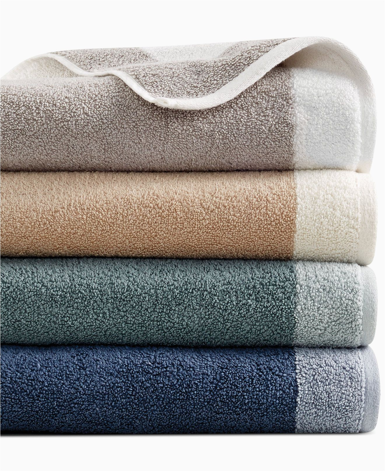 Wamsutta Perfect soft Micro Cotton Bath Rug Hotel Collection Reversible Bath towel Collection Bath