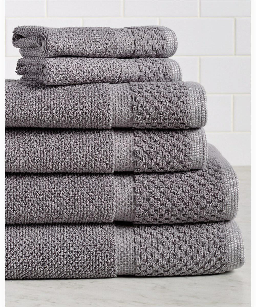 idaho falls 6 piece 100 cotton towel set lfmf3600