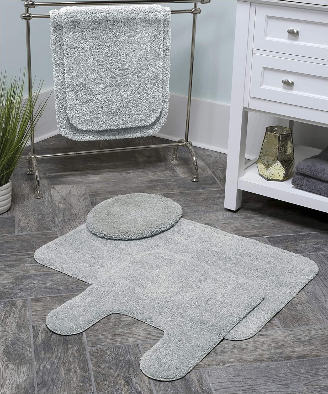 17 x 24 Non Slip Washable Bath Mat Made in USAtm