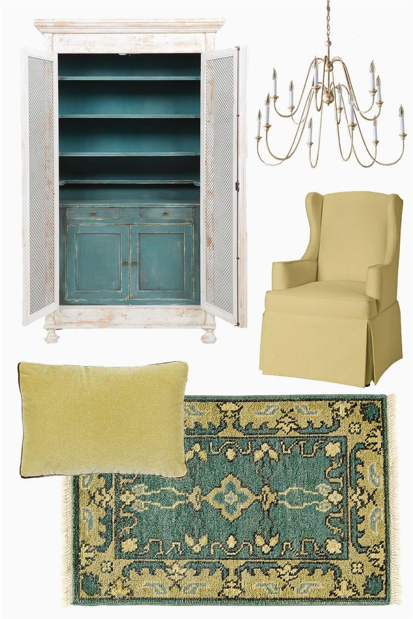 Ballard Designs Rugs Blue Decorating with Casa Florentina Collection
