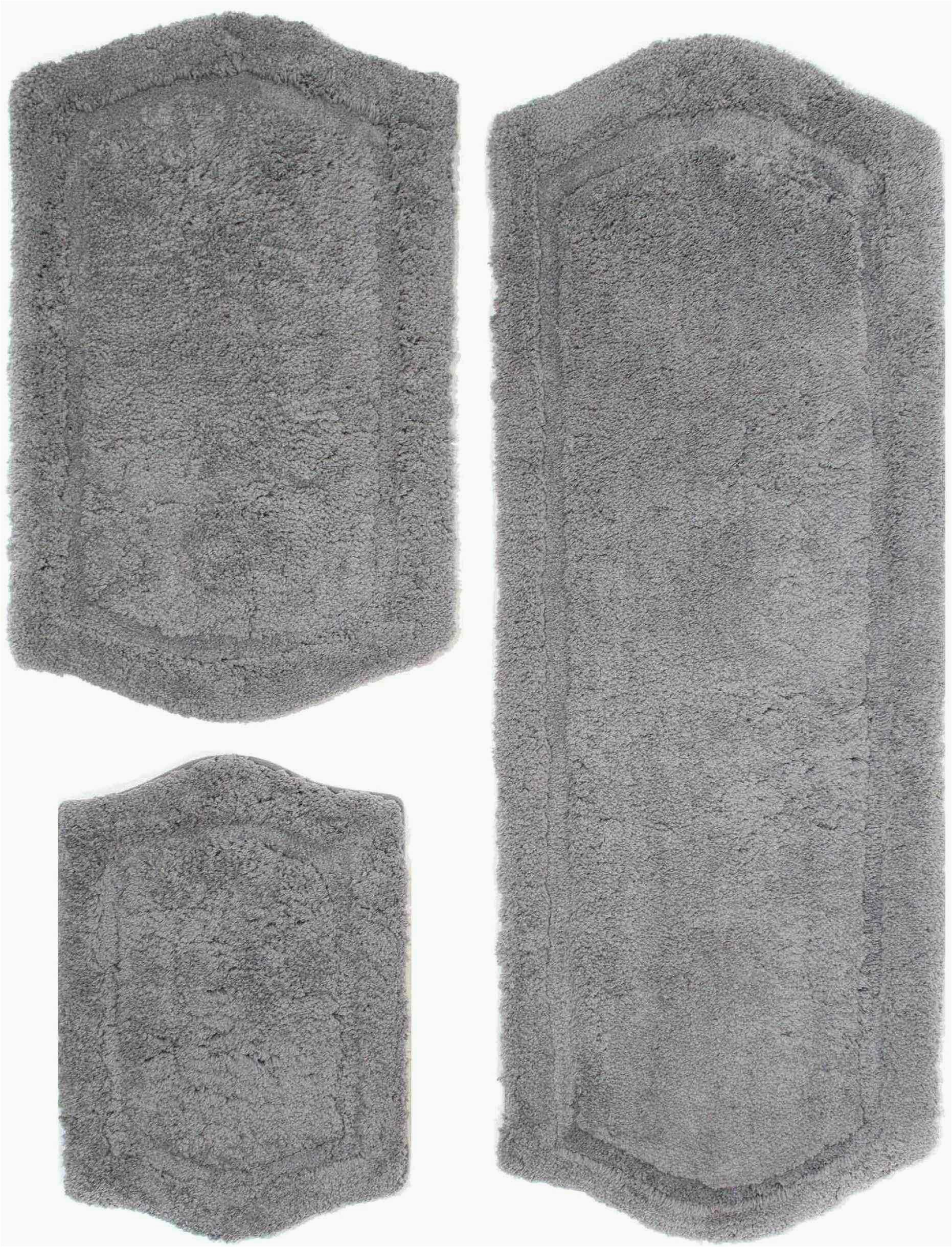 symple stuff joni memory foam 3 piece bath rug set sypl6054