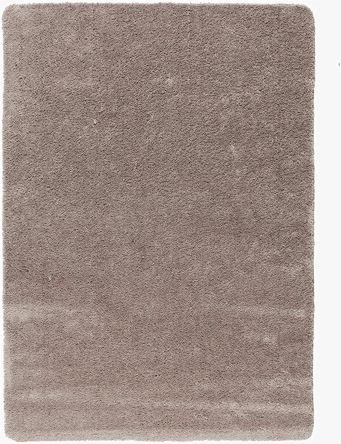 Bathroom Rugs without Latex Backing Washable soft Shaggy Non Slip Mat for Kitchen or Bathroom